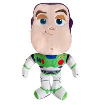 Boneco de pelucia buzz lightyear toy story disney pixar patrulheiro espacial infinito alem comando estelar - Dtc