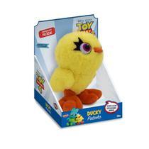 Boneco de pelucia ducky patinho toy story 4 - toyng -