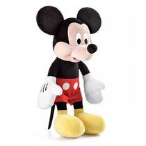 Boneco de Pelúcia Mickey c/ Som 33 cm - Preto - BR332 - Multikids - Multilaser