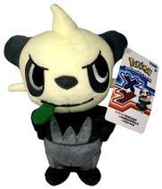 Boneco De Pelúcia Personagem Pokémon Panda Pancham Pandespiégle Pam-Pam - Original Tomy -