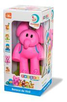 Boneco de vinil elly pocoyo 3011 - Cardoso Toys