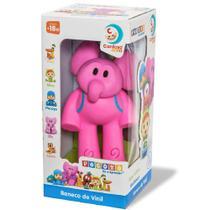 Boneco de Vinil ELLY Pocoyo - Cardoso Toys