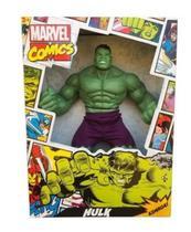 Boneco de vinil Gigante Marvel Hulk 50 cm - Mimo -