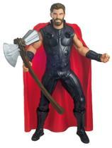 Boneco de Vinil Gigante Thor End Game 55cm - Tcs