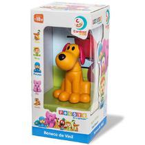 Boneco de Vinil Loula Pocoyo - Cardoso Toys