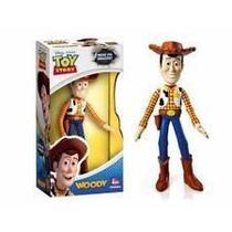 Boneco De Vinil Woody Toy Story - Lider