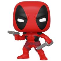 Boneco Deadpool - Marvel 80 Years - Funko POP! 546 -