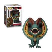 Boneco Dilophosaurus 550 Jurassic Park 25th Anniversary - Funko Pop! -