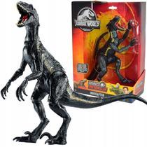 Boneco Dinossauro Indoraptor Articulado Jurassic World FVM27 - Mattel