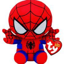 Boneco do Homem Aranha Miniatura em Poliéster - Ty -