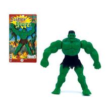 Boneco do Hulk - Marvel, brinquedo, presente bom e barato - Felix Variedades