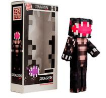 Boneco do Minecraft Articulado Dragon Mob C3031 - ZR Toys