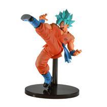 Boneco Dragon Ball Super- Goku Blue Special Original -Bandai -