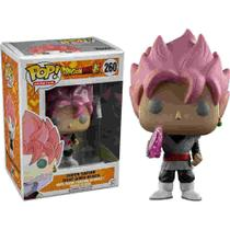 Boneco Dragon Ball Super Goku Super Saiyajin Rose Funko Pop 260