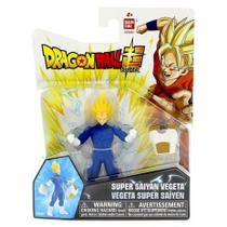 Boneco Dragon Ball Super - Super Saiyan Vegeta - Brinquedos chocolate