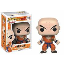 Boneco Dragon Ball Z Krillin Funko Pop 110