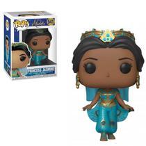 Boneco Dsiney Aladdin Princesa Jasmine 541 Funko Pop -