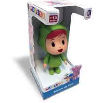 Boneco e Personagem Pocoyo Nina 13CM Vinil - Cardoso Toys