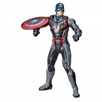 Boneco Eletrônico - 30cm - Disney - Marvel - Avengers - Capitão América - Hasbro -