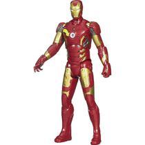 Boneco Eletrônico Vingadores Homem De Ferro Titan Hasbro -