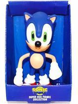 Boneco em Vinil Sonic 20Cm - Super Size Figure Collection - Lojatip