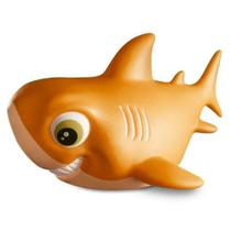 Boneco - Família Shark - Laranja - Cometa -