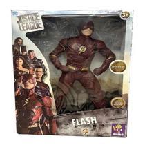 Boneco Flash Gigante Premium Liga Da Justiça 0923 - Mimo -