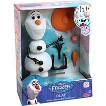 Boneco Frozen Olaf 14 Peças Elka -