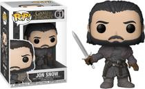 Boneco funko game of thrones 61 jon snow