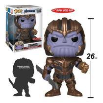 """Boneco Funko Pop 10"""" - Thanos 460 - Marvel Avengers - 26cm -"""