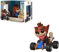 Boneco Funko Pop - Crash Bandicoot 64 - Crash Team Racing -