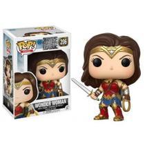 Boneco Funko Pop DC Mulher Maravilha Wonder Woman 206 -