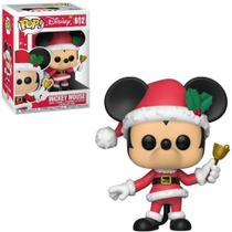 Boneco Funko Pop Disney 612 Mickey Mouse Holiday -