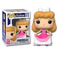 Boneco Funko Pop Disney Cinderella 738 -