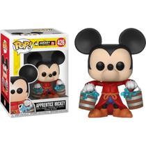 Boneco Funko Pop Disney Mickey 90 Anos Aprendiz Mickey 426 -