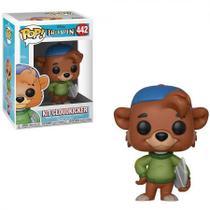 Boneco Funko Pop - Disney Talespin Kit Cloudkicker 442 -
