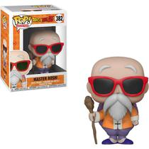 Boneco Funko Pop Dragon Ball Z4 Master Roshi 382