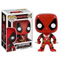 Boneco Funko Pop - Figura Deadpool 111 - Marvel Original -