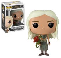 Boneco Funko Pop Game of Thrones Daenerys Targaryen - 03