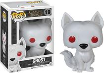 Boneco Funko Pop Game Of Thrones Lobo Ghost