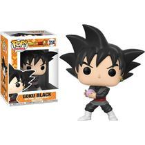 Boneco Funko Pop - Goku Black 314 - Dragon Ball - Original -