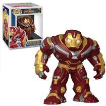 Boneco Funko Pop - HulkBuster 294 - 15cm - Avengers Original -