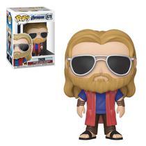 Boneco Funko Pop! Marvel 479 Avengers: Casual Thor -