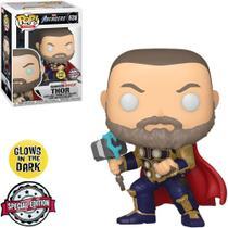 Boneco Funko Pop Marvel Gamerverse Avengers Exclusive - Thor 628 -