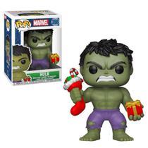 Boneco Funko Pop Marvel holiday hulk 398 -