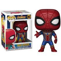 Boneco Funko Pop Marvel Os Vingadores Iron Spider 287 -