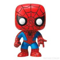 Boneco funko pop marvel spider man