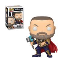 Boneco Funko Pop Marvel Thor 628 Avengers Game Verse Deus -