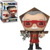 Boneco Funko Pop Marvel Thor Ragnarok - Stan Lee 655 -