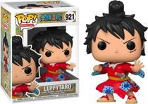 Boneco Funko Pop One Piece Luffytaro 921 -